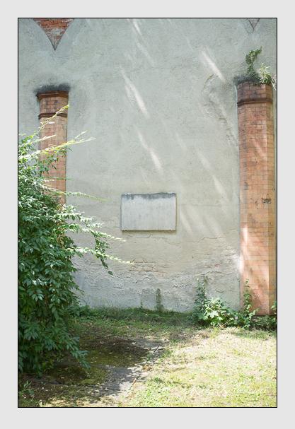 Grab der Familie Rigauer auf dem Alten Südfriedhof München (Juli 2012)