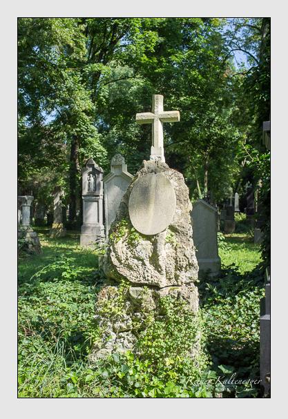 Grab der Familie zu Rhein auf dem Alten Südfriedhof München (August 2012)