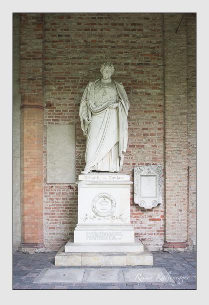 Grab der Familien Breslau · Schröder auf dem Alten Südfriedhof München (Juni 2013)