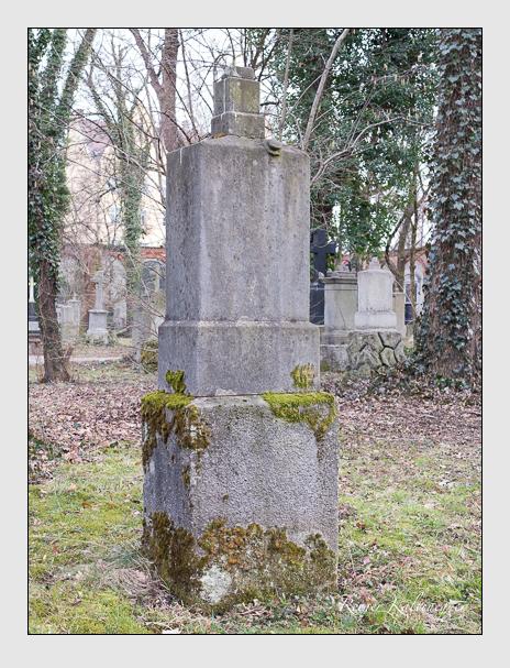 Grab der Familie Ruppert auf dem Alten Südfriedhof München (Februar 2014)