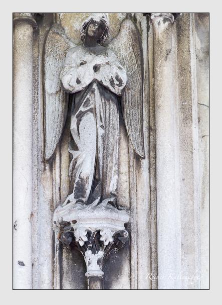 Grab der Familien Baligand & Greiner & Heusler auf dem Alten Südfriedhof München (Juli 2014)