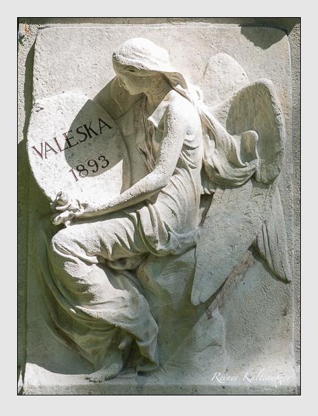 Grab der Familie Petzet auf dem Alten Südfriedhof München (Juni 2015)