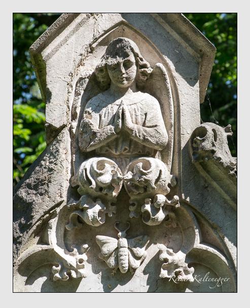 Grab der Familie Rottmann auf dem Alten Südfriedhof München (Juni 2015)