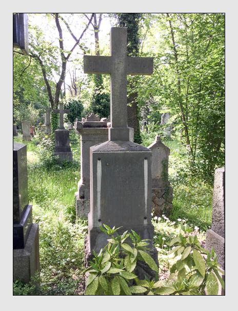 Grab der Familie Keyl auf dem Alten Südfriedhof München (Mai 2016)