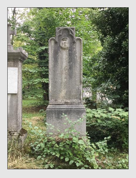 Grab der Familie Hertling auf dem Alten Südfriedhof München (Oktober 2016)