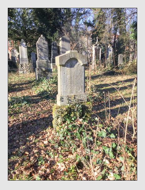 Grab der Familie Reithmayr auf dem Alten Südfriedhof München (Dezember 2017)