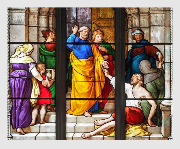 Max Emanuel Ainmiller: Glasmalerei-Fenster in der Universitätskirche in Cambridge/England. cambridge2000.com.