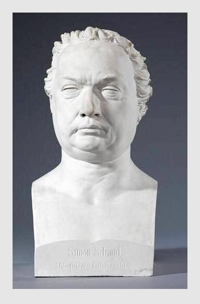 Johann Nepomuk Haller: Simon Schmid (1818). Bayerische Staatsgemäldesammlungen – Neue Pinakothek München.