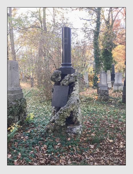 Grab der Familien Erk · Faist · Postl auf dem Alten Südfriedhof München (Oktober 2016)