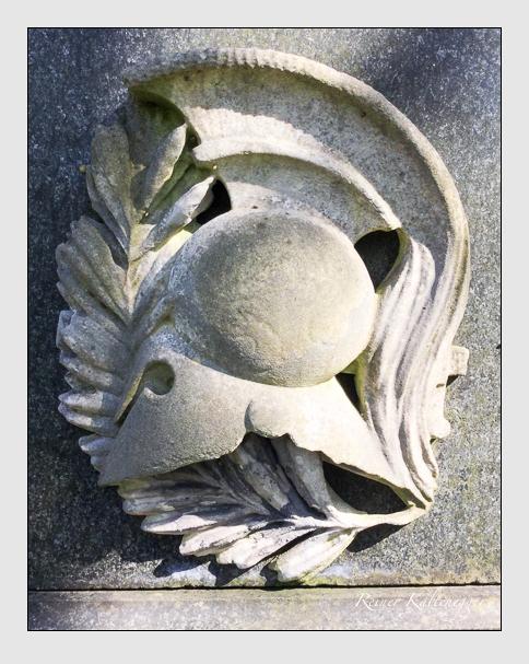 Grab der Familien Schwemmer · Venzl auf dem Alten Südfriedhof München (April 2018)