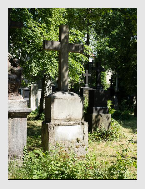 Grab der Familie Grünewald auf dem Alten Südfriedhof München (Juni 2014)
