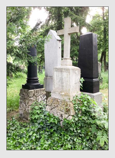 Grab der Familie Riederer auf dem Alten Südfriedhof München (Mai 2016)
