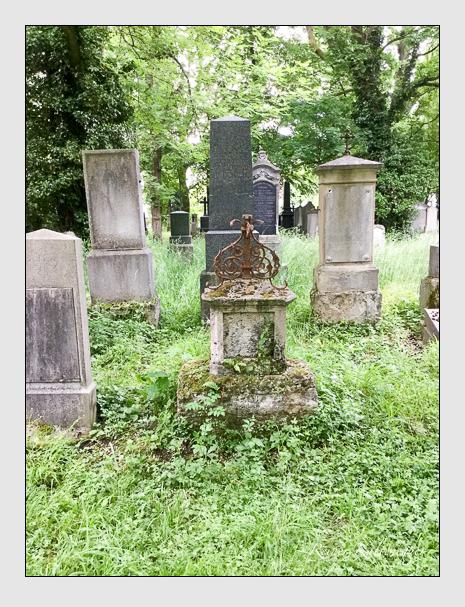 Grab der Familie Coulon auf dem Alten Südfriedhof München (Oktober 2016)