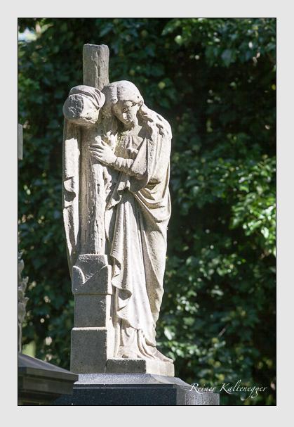 Grab der Familien Texter · Volkart auf dem Alten Südfriedhof München (September 2011)