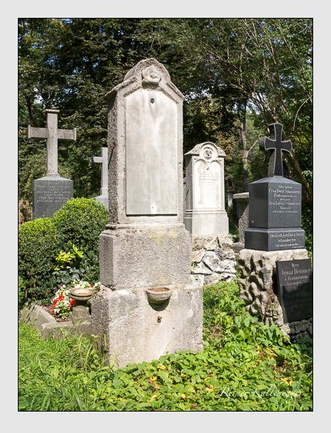 Grab der Familie Eckert auf dem Alten Südfriedhof München (September 2014)