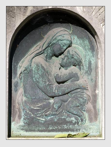 Grab der Familie Storr auf dem Alten Südfriedhof München (September 2014)