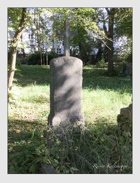 Grab der Familie Sckell auf dem Alten Südfriedhof München (Oktober 2016)