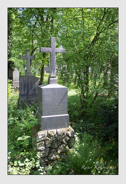 Grab der Familien Kammermaier · Mittermeyer auf dem Alten Südfriedhof München (Mai 2013)