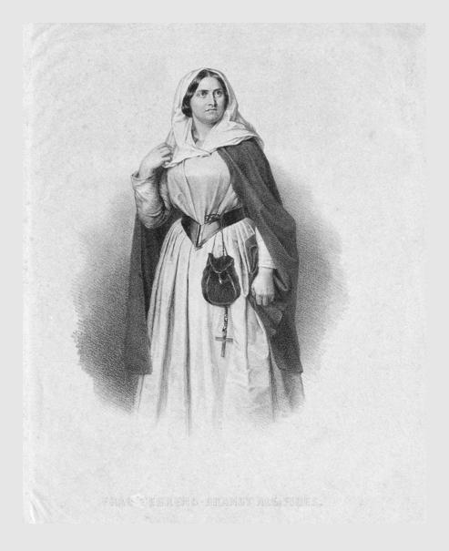 Magdalena Behrend-Brandt. Porträtsammlung des Münchner Stadtmuseums.