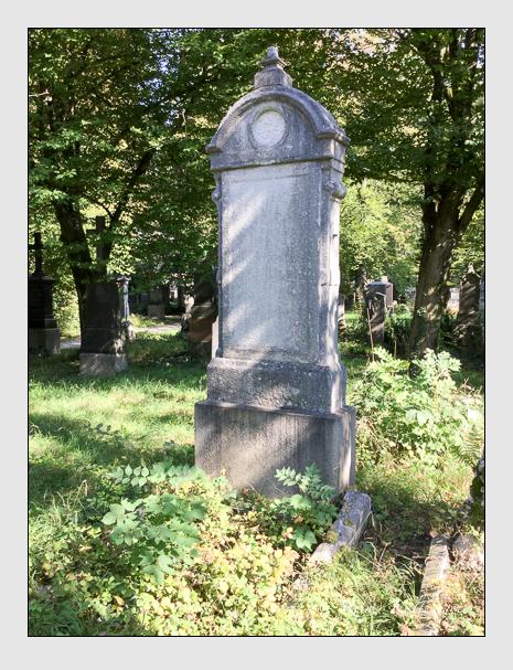 Grab der Familie Linsenmayer auf dem Alten Südfriedhof München (September 2018)