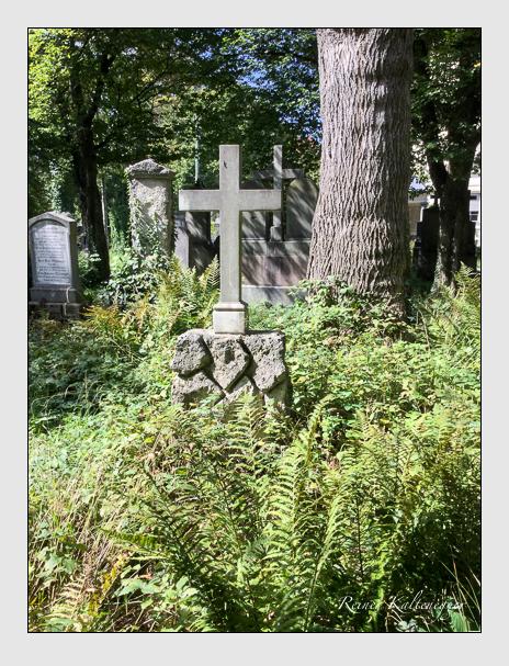 Grab der Familie Kellner auf dem Alten Südfriedhof München (September 2018)