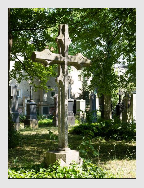 Grab der Familie Pendele auf dem Alten Südfriedhof München (Juni 2014)
