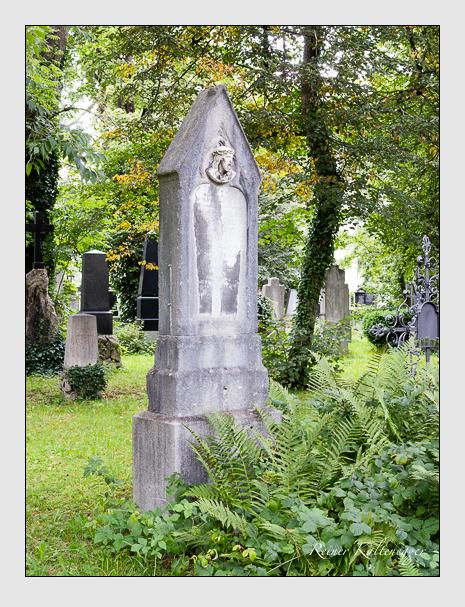 Grab der Familie Christoph auf dem Alten Südfriedhof München (August 2014)