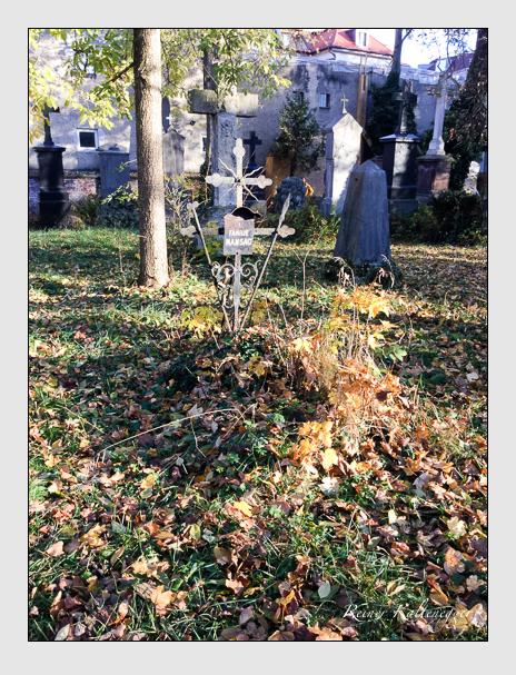Grab der Familien Heissler · Mansag auf dem Alten Südfriedhof München (Oktober 2017)