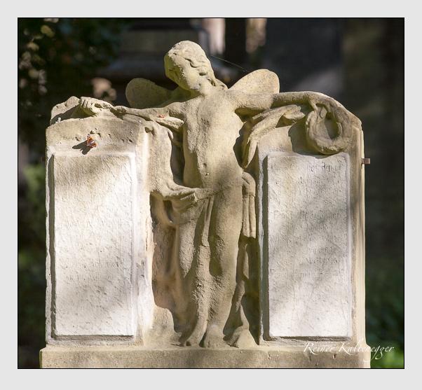 Grab der Familie Bauer auf dem Alten Südfriedhof München (September 2011)