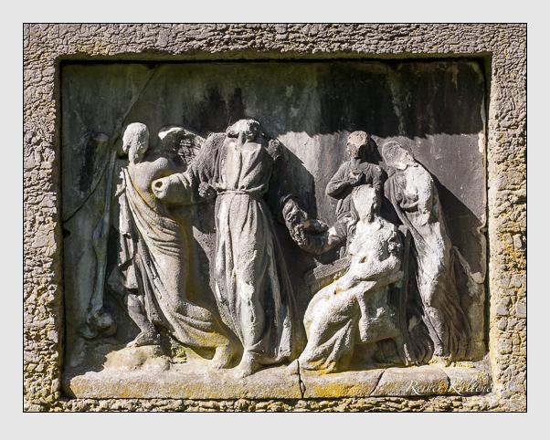 Grab der Familie Schaden auf dem Alten Südfriedhof München (Oktober 2011)