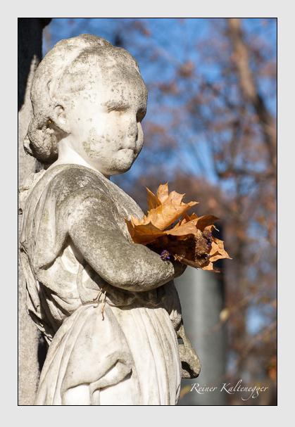 Grab der Familie Schuster auf dem Alten Südfriedhof München (November 2011)