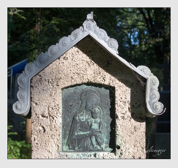 Grab der Familie Dohnal auf dem Alten Südfriedhof München (September 2014)