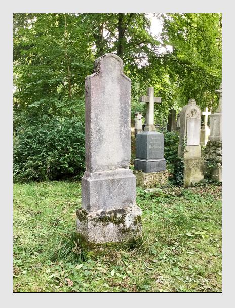 Grab der Familien Kliebenschedel · Kopp · Rueff · Zimmermann auf dem Alten Südfriedhof München (Oktober 2016)