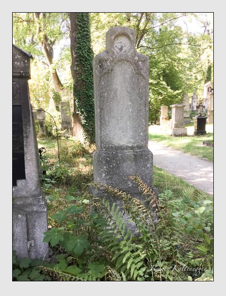 Grab der Familie Staltmaier auf dem Alten Südfriedhof München (Oktober 2016)
