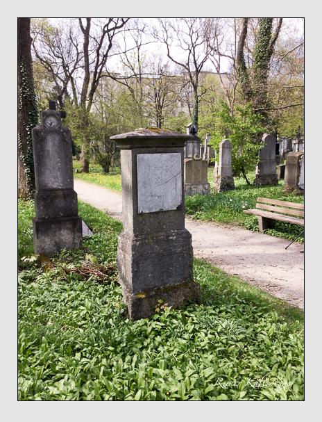 Grab der Familie Mayr auf dem Alten Südfriedhof München (Oktober 2016)