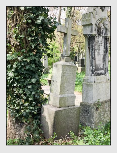 Grab der Familie Pfister auf dem Alten Südfriedhof München (Oktober 2016)