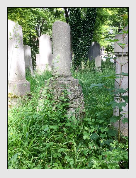 Grab der Familie Körle auf dem Alten Südfriedhof München (Juni 2017)
