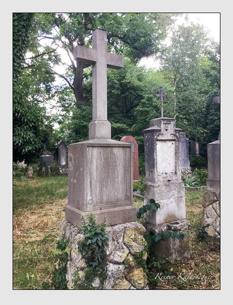 Grab der Familie Maier auf dem Alten Südfriedhof München (Juli 2017)