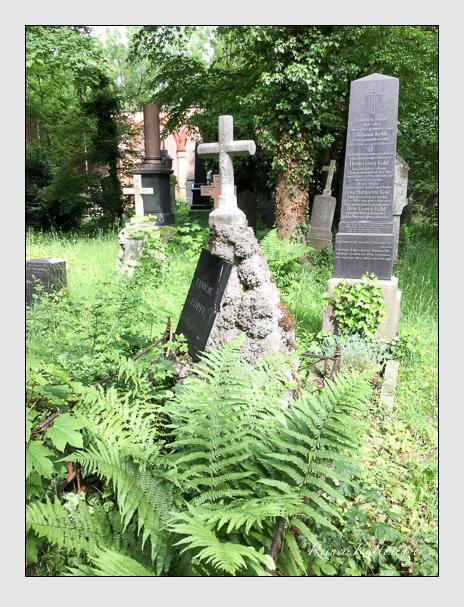 Grab der Familie Zöpfl auf dem Alten Südfriedhof München (Dezember 2017)