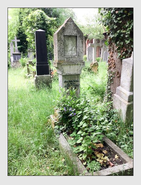 Grab der Familien Gurtner · Reitner auf dem Alten Südfriedhof München (Mai 2018)