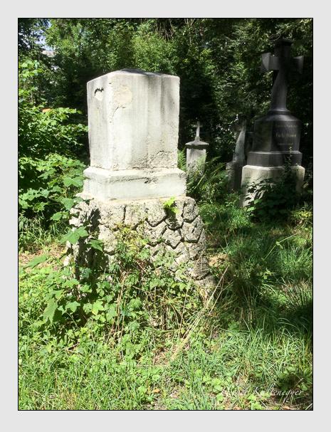 Grab der Familie Seidel auf dem Alten Südfriedhof München (August 2019)