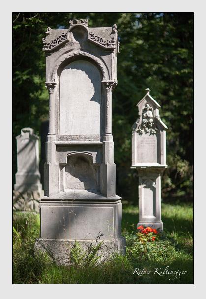 Grab der Familien Buchner · Höglauer auf dem Alten Südfriedhof München (August 2007)
