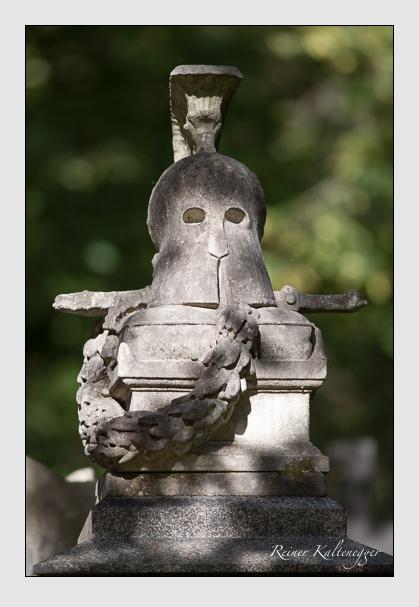 Grab der Familie Hasselwander auf dem Alten Südfriedhof München (September 2011)