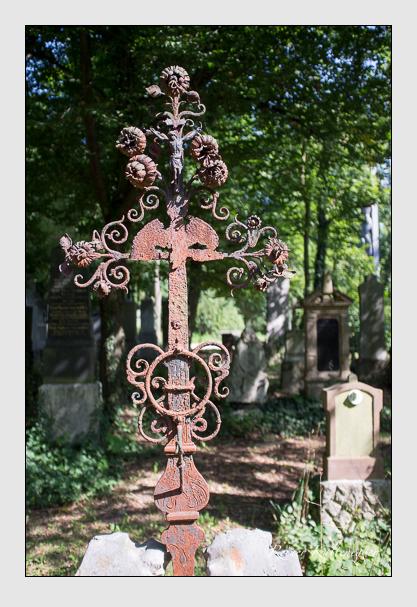 Grab der Familie Neunzert auf dem Alten Südfriedhof München (August 2012)