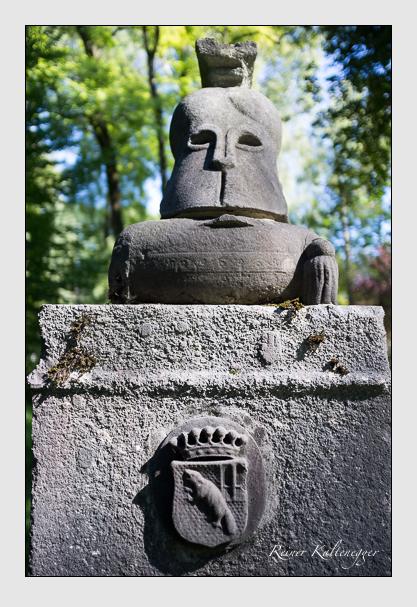 Grab der Familie Bacherle auf dem Alten Südfriedhof München (September 2012)