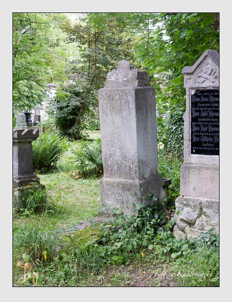 Grab der Familie Kaiser auf dem Alten Südfriedhof München (Juni 2014)