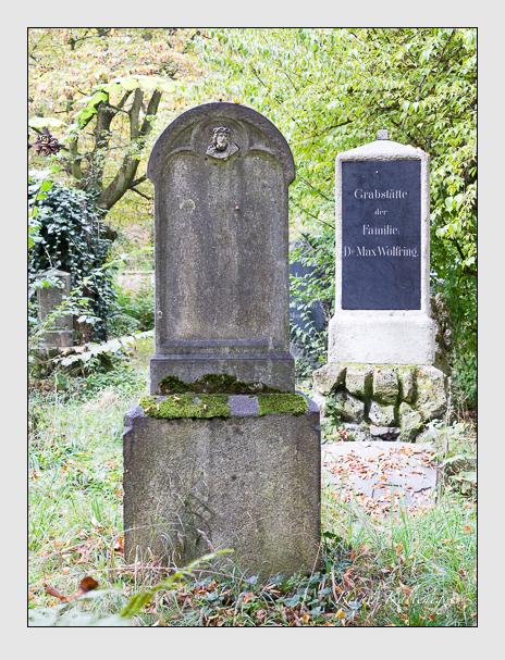 Grab der Familie Mayer auf dem Alten Südfriedhof München (Oktober 2014)