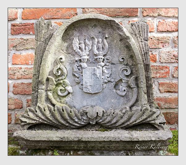 Grab der Familie Krasinski auf dem Alten Südfriedhof München (März 2016)