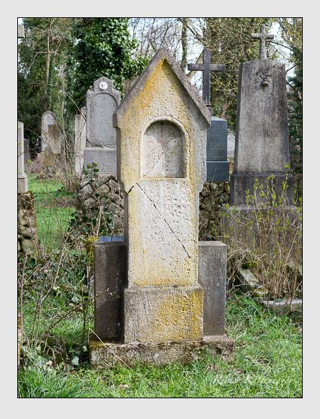 Grab der Familien Ebeling · Maier auf dem Alten Südfriedhof München (März 2016)