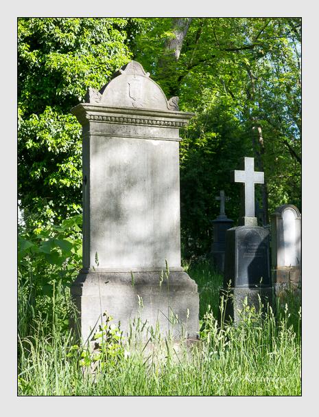 Grab der Familie Ciccioli auf dem Alten Südfriedhof München (Mai 2016)
